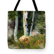 The North Rim Forest Tote Bag