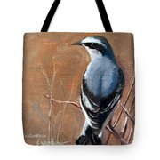 The Northern Wheatear  Tote Bag