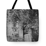 The Note Unsaid Tote Bag