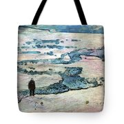 The Nowhere Man By Mary Bassett Tote Bag