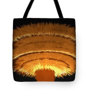 The Nuclear Age Tote Bag