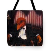 The Numbers Man Tote Bag