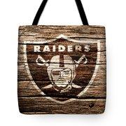 The Oakland Raiders 1f Tote Bag