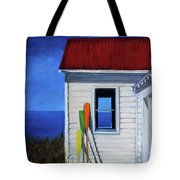 The Oars Tote Bag