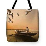 The Oarsman Tote Bag
