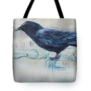 The Obersever Tote Bag