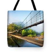 The Ocoee River Dam Tote Bag