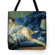 The Odalisque Tote Bag by Francois Boucher