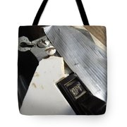 The Off Switch Tote Bag