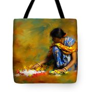 The Offerings Tote Bag