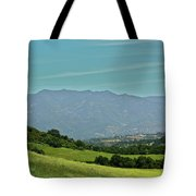 The Ojai Valley Tote Bag