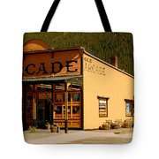 The Old Arcade Tote Bag