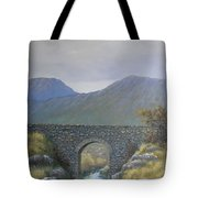 The Old Bridge At Connor Pass Tote Bag