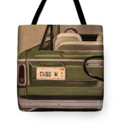 The Old Bronco Tote Bag