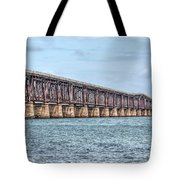 The Old Camelback Bridge Tote Bag