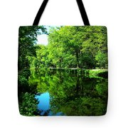 The Old Canal ... Tote Bag