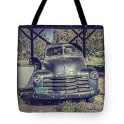 The Old Chevy Vermont Tote Bag