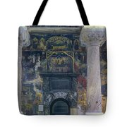 The Old Church - Biserica Veche  Tote Bag