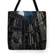 The Old City Jail Tote Bag