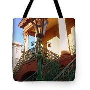 The Old City Market In Charleston Sc Tote Bag