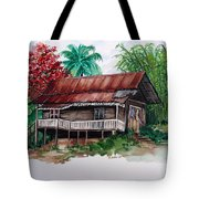 The Old Cocoa House  Tote Bag
