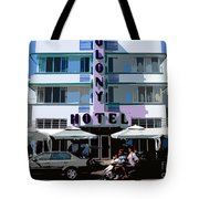 The Old Colony Hotel Tote Bag