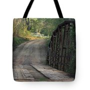 The Old Country Bridge Tote Bag