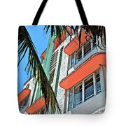 The Old Deco Tote Bag