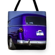 The Old Delivery Tote Bag