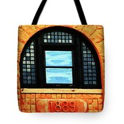 The Old Depot 1889 Tote Bag