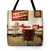 The Old Diner Tote Bag