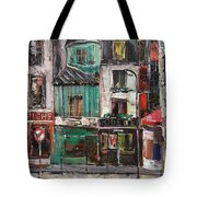 The Old District II Tote Bag