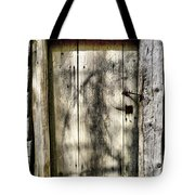 The Old Door Tote Bag