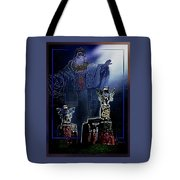 The  Old  Druid Tote Bag