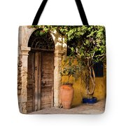 The Old Entrance Tote Bag