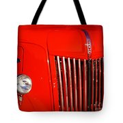 The Old Ford Truck Tote Bag