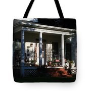 The Old Front Porch Tote Bag