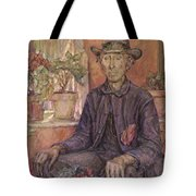 The Old Gardener 1921 Tote Bag