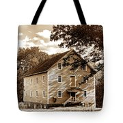 The Old Gristmill  Tote Bag