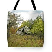 The Old Homestead And Orchard Tote Bag