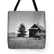 The Old Homestead Paint Tote Bag