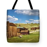 The Old Hotel Tote Bag