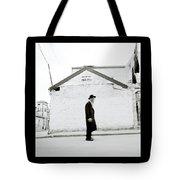 The Old Man Of Mea Shearim Tote Bag