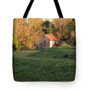 The Old Mill At Guilford Tote Bag