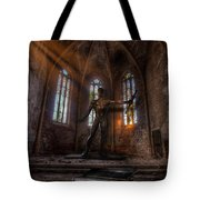 The Old Party Tune. Tote Bag