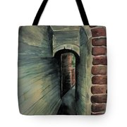The Old Passageway Tote Bag