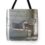 The Old Porch Swing. Tote Bag