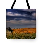 The Old Pumphouse Tote Bag by David Patterson