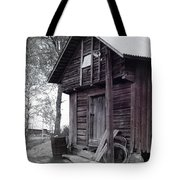 The Old Red House 8x10 Tote Bag