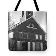 The Old Ridgway Firehouse Tote Bag